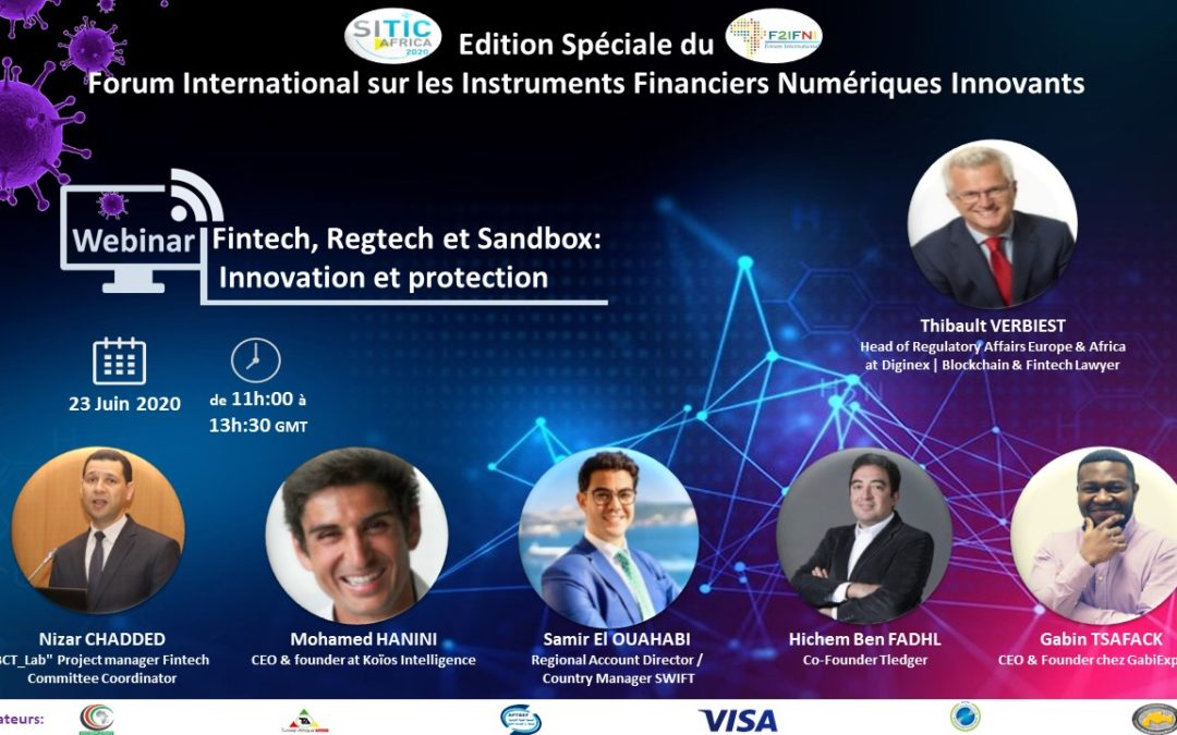 Panel 3: Fintech, Regtech and Sandbox: Innovation and protection.