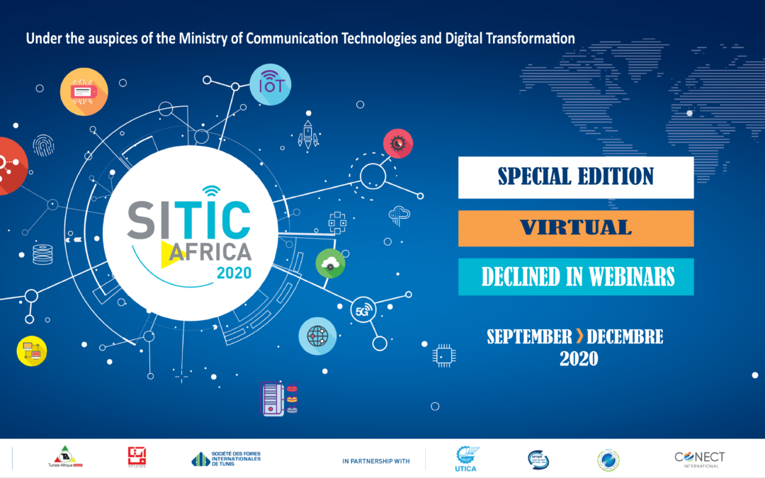 SPECIAL VIRTUAL EDITION DECLINED IN WEBINARS SITIC AFRICA 2020
